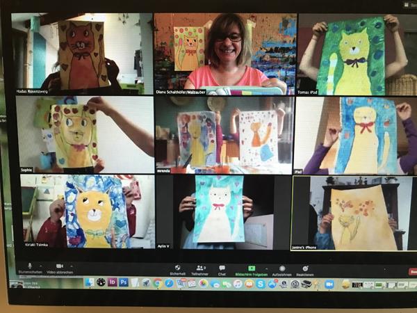 Kinder Malen Online